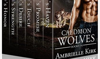Buyer's Guide: Caedmon Wolves by Ambrielle Kirk